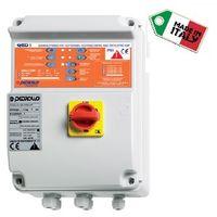 Schema Quadro Elettrico Per Pompa Sommersa Trifase : Quadro elettrico per protezione pompa e controllo fari con