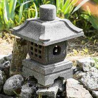 Linterna de jardín japonés 40 cm