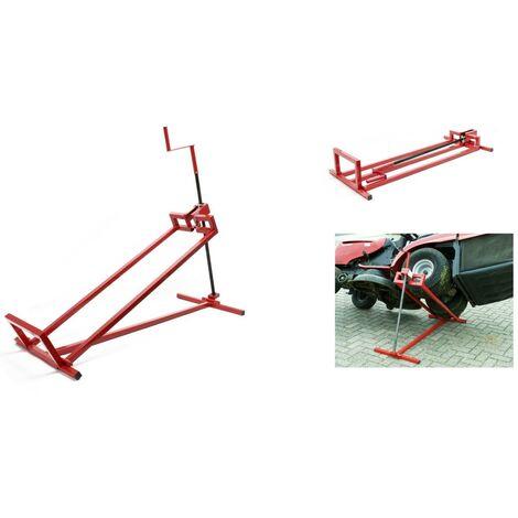 Cric léve tracteur / tondeuse 250 kg