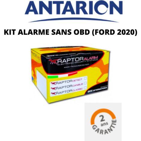 ANTARION - Pack Système alarme RAPTOR pour véhicule FORD 2020/2021