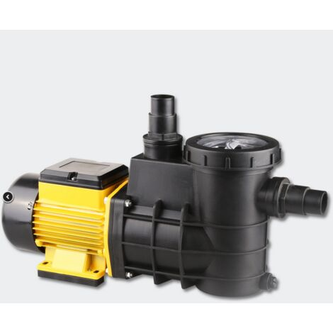 Pompe de filtration piscine 5000l/h WC