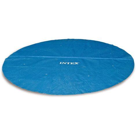 Intex Couverture solaire de piscine ronde 305 cm 29021