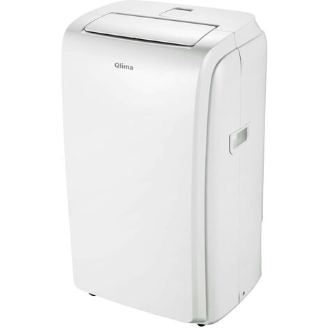 Qlima Climatiseur mobile P 528 900 W Blanc
