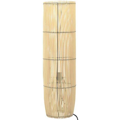 Lampadaire sur pied Osier 72 cm E27