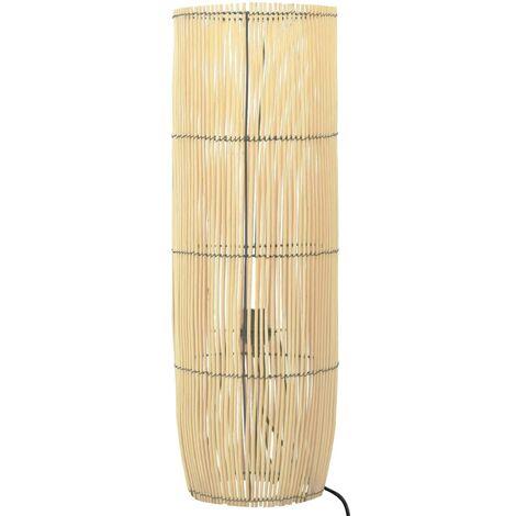 Lampadaire sur pied Osier 84 cm E27