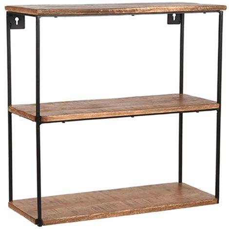 LABEL51 Étagère Vintage 50x20x50 cm M