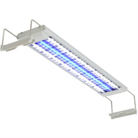 Lampe à LED pour aquarium 50-60 cm Aluminium IP67