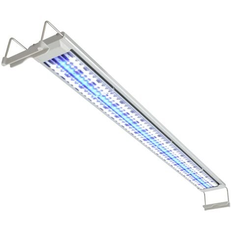 Lampe à LED pour aquarium 100-110 cm Aluminium IP67