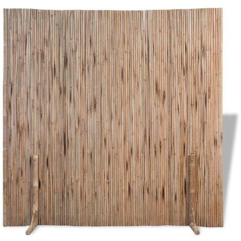 Clôture Bambou 180x170 cm