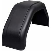 Garde-boue 2 pcs pour roues de remorque 200 x 680 mm