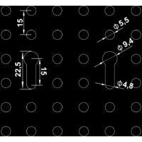 Établi avec 4 panneaux muraux