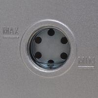 Pompe d'aspiration à un étage et manomètres à 2 voies