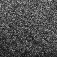 Paillasson lavable Anthracite 60x180 cm