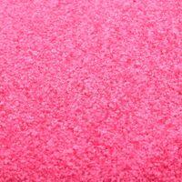 Paillasson lavable Rose 90x120 cm