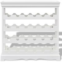Casier à bouteilles Abreu Blanc