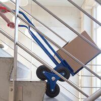 Toolland Diable d'escalier 150 kg
