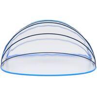 Dôme de piscine ovale 530x410x205 cm