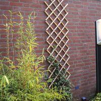 Nature Palissade de jardin 45 x 180 cm Bambou