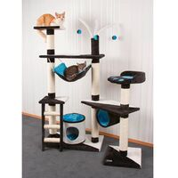 Kerbl Arbre à chats Creativ 150 cm Bleu 81505