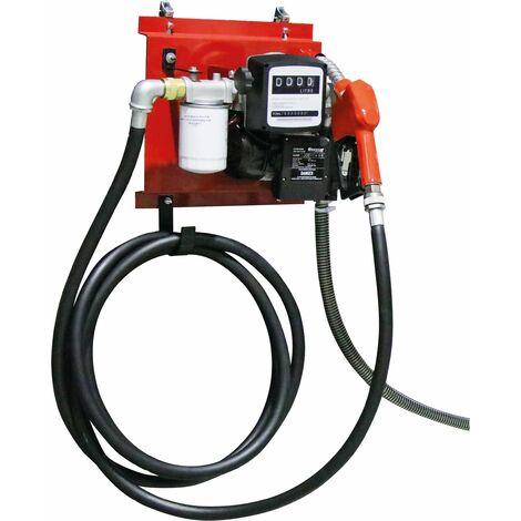 STATION GASOIL 230V AVEC FILTRE DRAKKAR - 08599 -  -