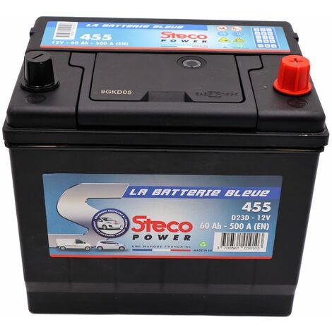 Batterie de voiture   Soldes jusqu'au 11 août 2020 !