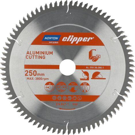 Lame carbure Aluminium 250x2,8/2,0x30 Z80 NORTON CLIPPER - 70184608138 -  -