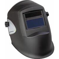 Casque pour soudure à l'arc électrique mig-mag tig - din 9-13 delta plus - screen - - - Noir
