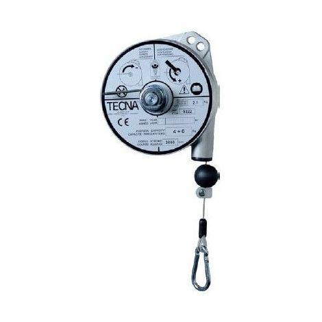 Equilibreur poids moyen - 4 à 14 kg - fixation 2 points - Capacité : 2 à 4  kg