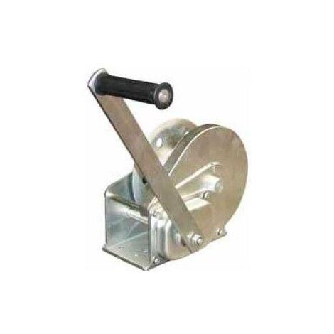 Treuil à main galvanisé au zinc - Capacité : 370 kg