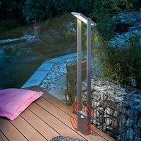 10 cm 2493 11cm Durchm Signalkopf Solaraufsatz f/ür Leuchtturm H/öhe ca ca