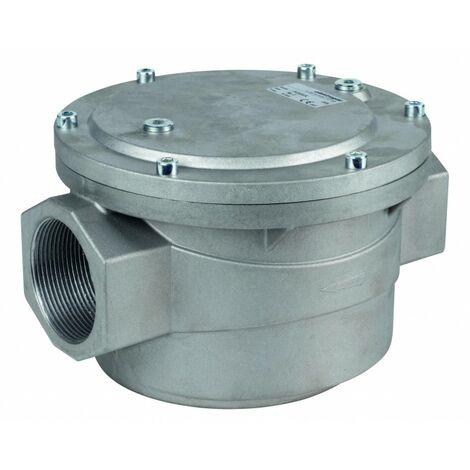 Filtre gaz 6 bar taraudé 1'' 1/2 Compact FGS4-6