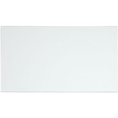 Plaque en verre acrylique B/&T Metall/-/En polym/éthacrylate XT/-/Transparente et r/ésistante aux UV/-/Film sur les deux c/ôt/és/-/Dans diff/érentes /épaisseurs et dimensions
