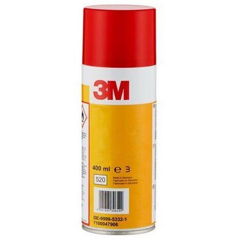 Aérosol Scotch® 3M™ 1626 Nettoyant dégraissant 400ml  Blanc  -  Blanc
