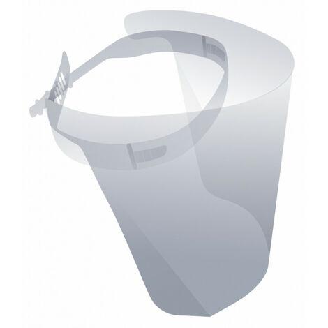 Visière de Protection Faciale Transparent -  Transparent