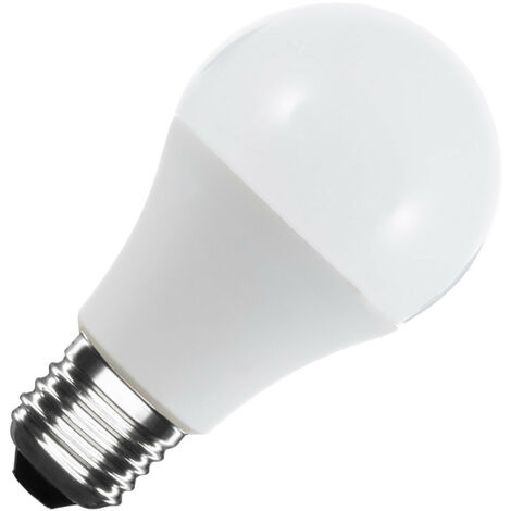 Ampoule LED E27 A60 5W Blanc Chaud 2800K - 3200K  - Blanc Chaud 2800K - 3200K