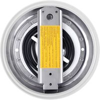 PACK Spot LED Piscine Inox en Saillie IP68 9W (2 Un) Blanc Chaud 3000K - Blanc Chaud 3000K