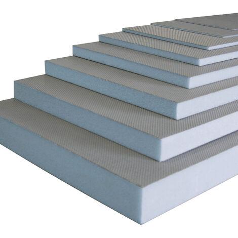 Panneau de construction à carreler U-tile 125 cm x 60 cm x 4 mm d'épaisseur