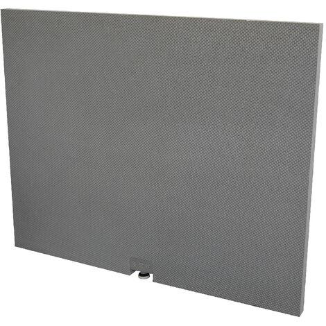 Tablier de baignoire 90 x 60 x 3 cm d'épaisseur - vérins integrés