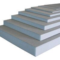 Panneau de construction prêt à carreler U-tile 125 cm x 60 cm x 4 mm d'épaisseur