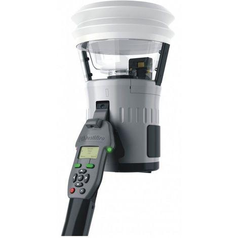 Outil testeur pour détecteurs fumée et chaleur