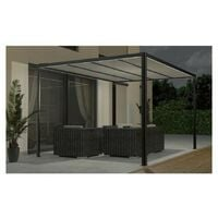 Couv'terrasse E-Store® 3x3 m