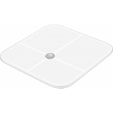 HUAWEI Pèse-personne électronique AH100 - 150 kg - Rectangle - Blanc - 10 utilisateur(s) - LED (02452542)