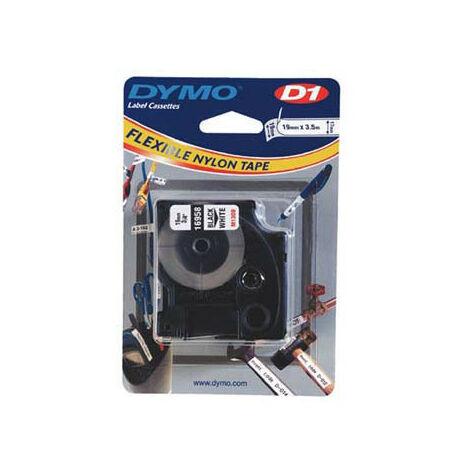 Dymo Ruban pour imprimante etiquettes 16958, S0718050, 19mm, 3,5m, whiteD1, special - (16958)