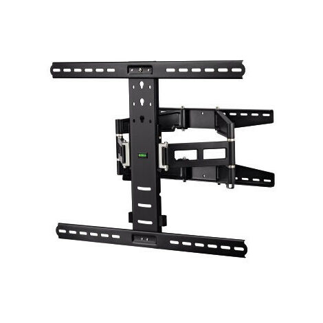Hama Support mural TV FullMotion, Orientable, 5 étoiles, XL, Noir (108757)