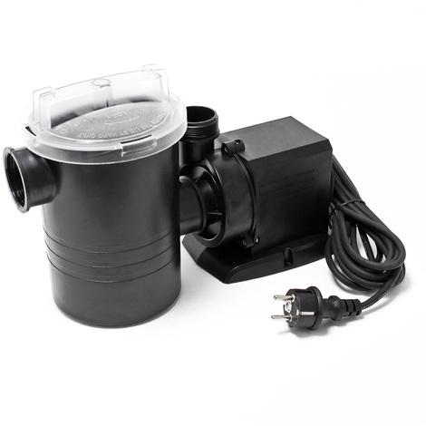 SunSun Pompe Piscine 7500l/h 80 watts Pompe Filtration Circulation Eau Pool Whirlpool Jardin