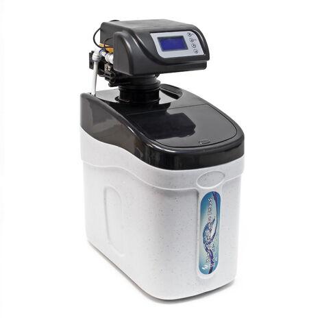 Naturewater NW-SOFT-C1 500 l/h Adoucisseur d'eau avec réservoir de saumure de 10 kg