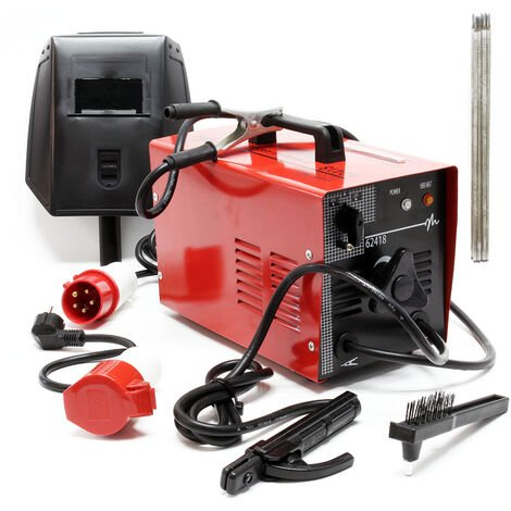 Poste à souder ARC 60-200A Onduleur 230/400V Soudage à électrode MMA Soudure à l'arc Antiadhésif