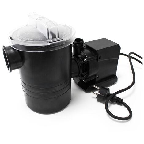 SunSun Pompe Piscine 4000l/h 40 watts Pompe filtration Circulation Eau Pool Whirlpool Jardin