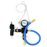 Système de refroidissement universel Purge liquide Remplissage Testeur Kit Outil Refroidisseur
