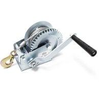 Treuil à Câble Manuel de Halage Charge max. 550kg 10m Rapport de transmision 4.1:1 Bateau Auto